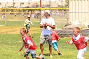 Eric Decker Football Camp – 2013