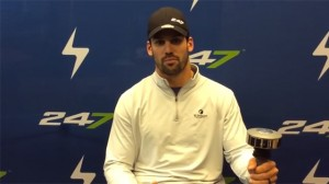 Eric Decker has some advice for high school recruits on National Signing Day.