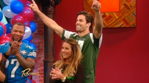 Watch The Deckers win Rachael Ray's Super Bowl Recipe Playoff.