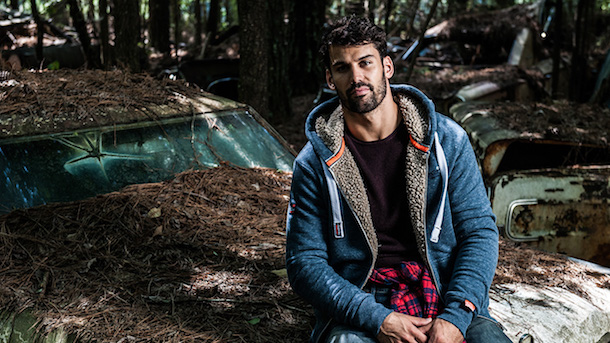 Eric for Superdry